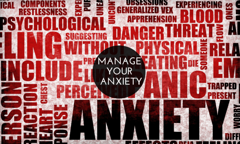 A surprising way to manage your anxiety!